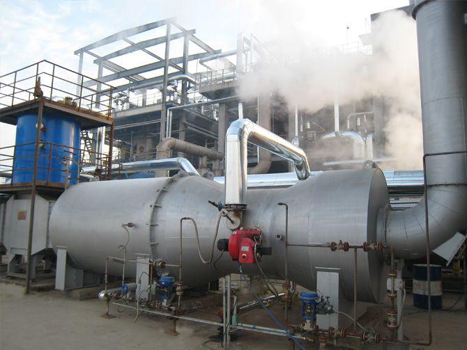 废液废气焚烧炉