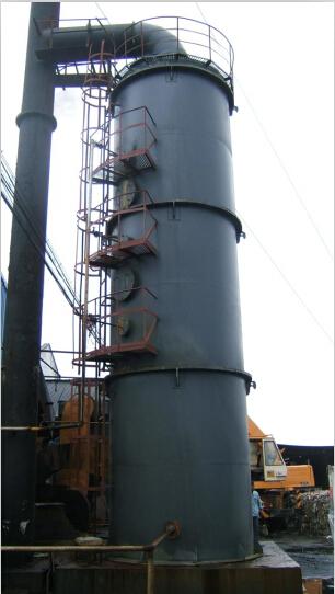 高效喷淋脱硫塔