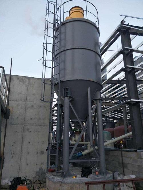 石灰干粉投加装置
